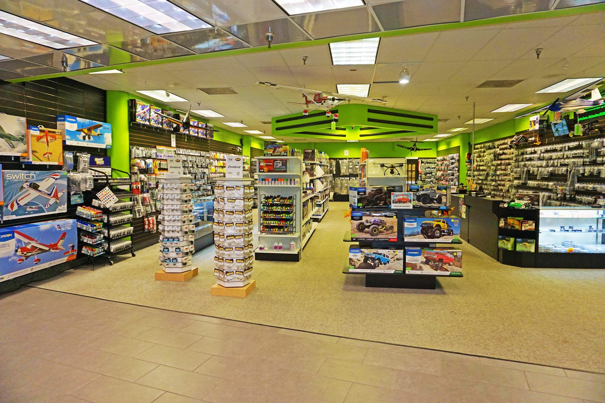 Hobby Shop, Auburn NY